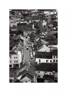 Rooftops in Kilkenny  Art Prints