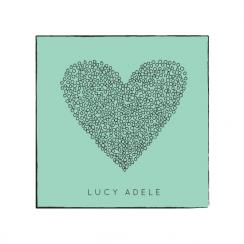 Hearts for Lucy Art Prints