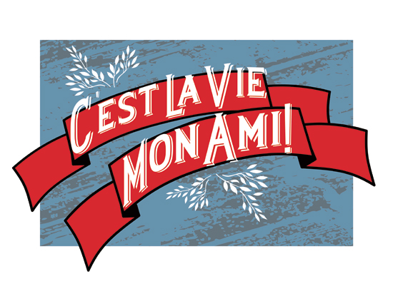 art prints - C'est La Vie Mon Ami! by Hendro Lim