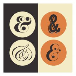 Ampersand Party Art Prints