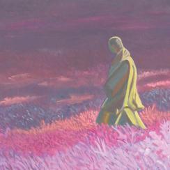 Lavender dreams Art Prints