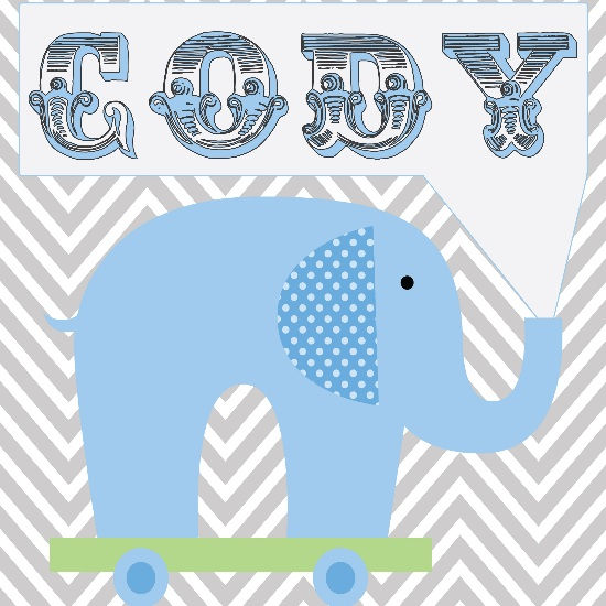 art prints - Shouting Elephant by Elite Party Creations