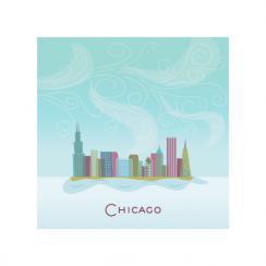 The Windy City Art Prints