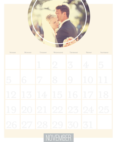 calendars - Year 'Round by Ashley Ottinger