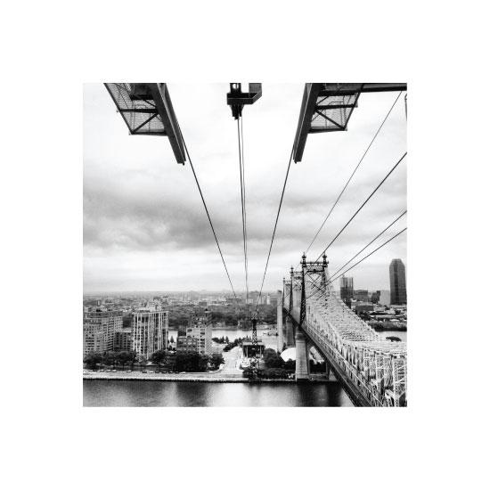 art prints - Aerial City by Dogear Press