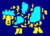 Children's Art: My Lova... by Judy Kushner