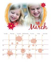 March Flowers by Aubrie Pegs
