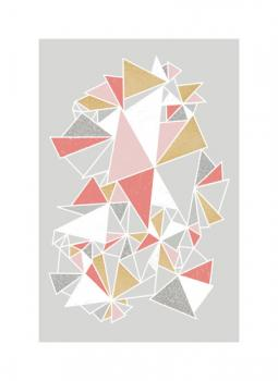 Glittering Prisms Art Prints