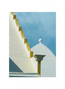 Rooftops Art Prints