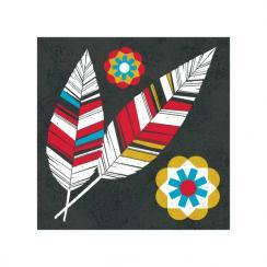 Feathering Art Prints
