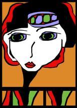 Audrey by Judy Kushner