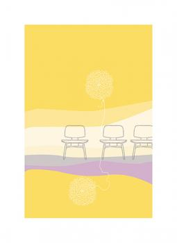 Sunshine and Eames Art Prints