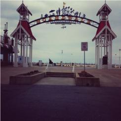 Boardwalk Entrance