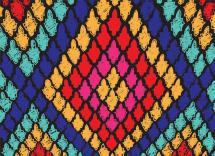 The Morrocan Wall by Tanya Swartz