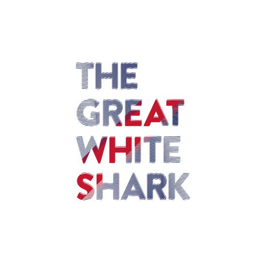 art prints - The Great White Type by Joseph Manibusan