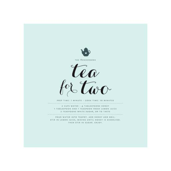 art prints - Recipe for Love by Christina Novak