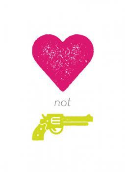 love not war Art Prints