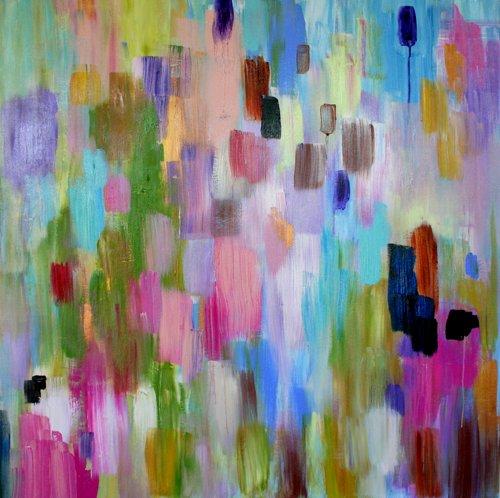 art prints - Convergance by Carolyn Shultz