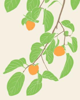 Fruit Tree Branch Art Prints