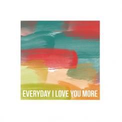 Love you More Art Prints