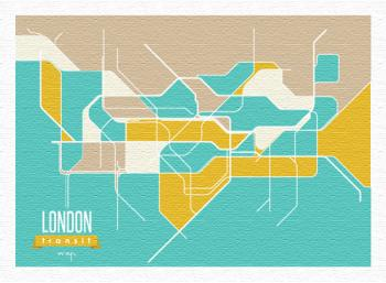 Transport for London Art Prints