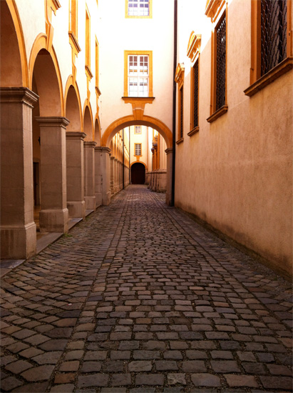 art prints - Stift Melk by Cathryn Toenyes