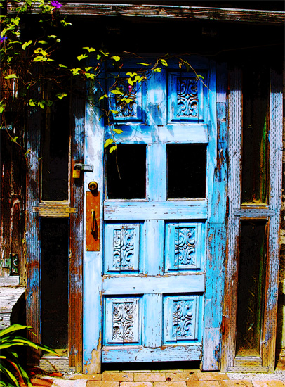 art prints - Harmony Blue by Cathryn Toenyes