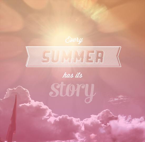 art prints - Summer Story by My Splendid Summer