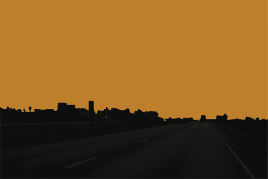 art prints - Highway RIder by Fred Bledsoe