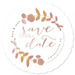 Sweet Nectar Save the Date Cards