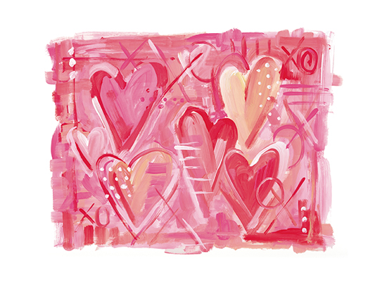 art prints - Love Blossomed by Laura Bolter Design