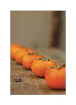 Persimmons Art Prints