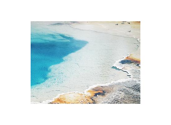 art prints - YellowstonePools by Muffin Grayson