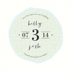 Constellation Save the Date Cards