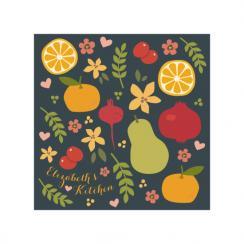 Harvest Kitchen Art Prints