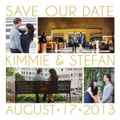 Storyboard Save the Date Cards