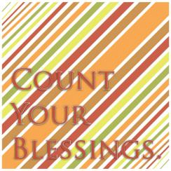 Count Your Blessings Art Prints