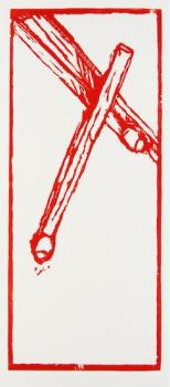 Matchsticks 2 Art Prints