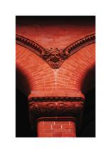 Brick Face by Jacquelyn Hardies