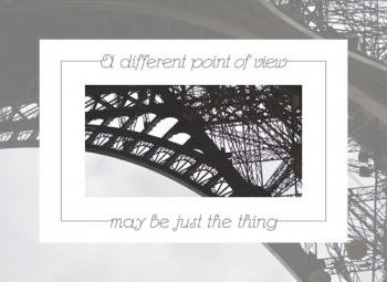 A Different Point of View Art Prints