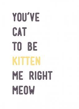 Cat Phrase