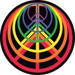 Peace Rainbow by Raymond Stone