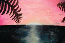 Sunset by Raymond Stone