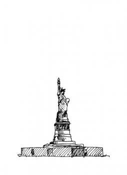 Satue of Liberty part 2 Art Prints