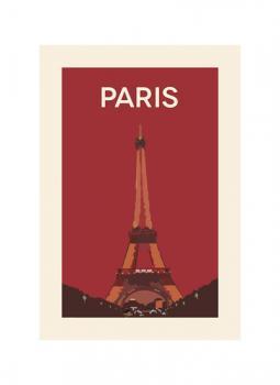 Vintage Paris Art Prints