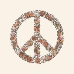 grow peace Art Prints