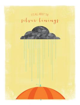 Silver Linings Art Prints