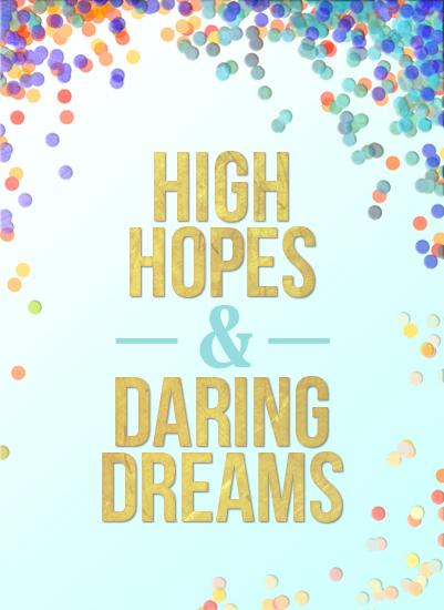 art prints - Hopes & Dreams by Kelsey De Weerd