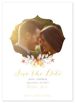 Boquet Save the Date Cards