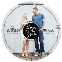 Getting Married Save the Date Cards